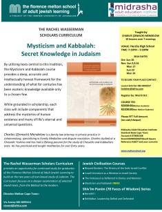 Kabbalah-flyer WIP 2014